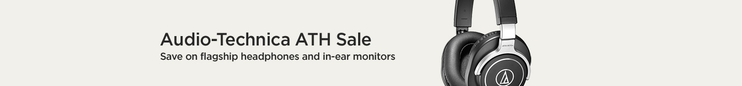 Audio Technica Headphone Sale