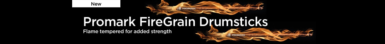 Promark Firegrain Sticks