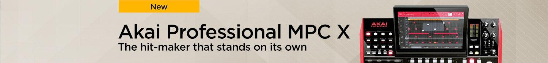Akai Professional MPC X