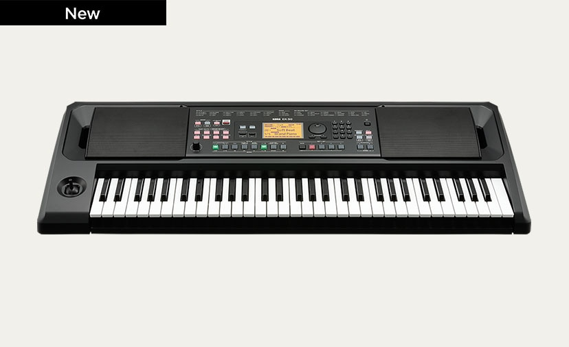 New Korg EK50 Keyboard