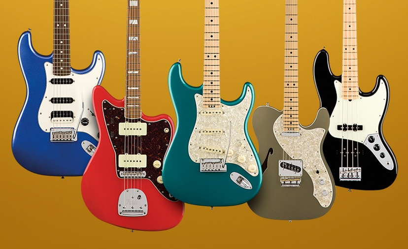 Save 20% on Fender. Limited-time deals on Strat, Tele, Jazzmaster and other select models