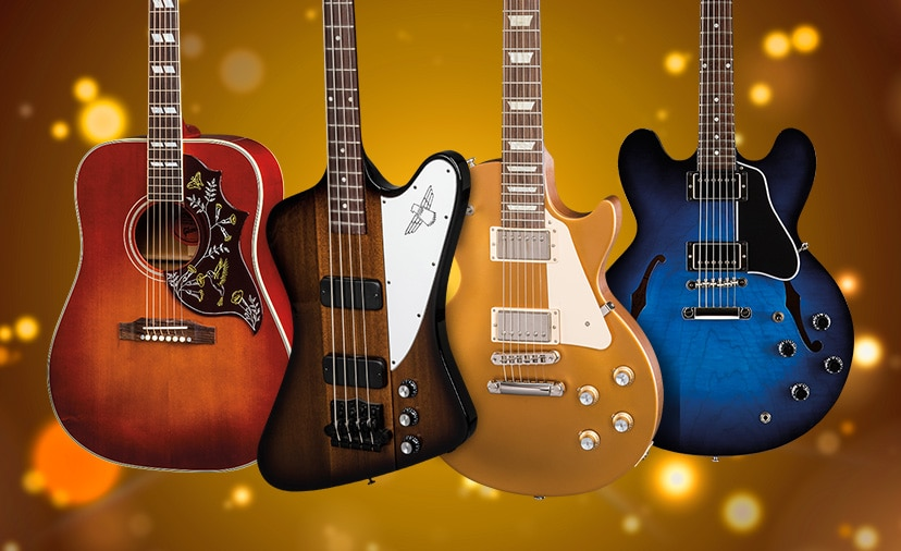 Save up to 15% on 2018 Gibson Guitars. Shop Now.