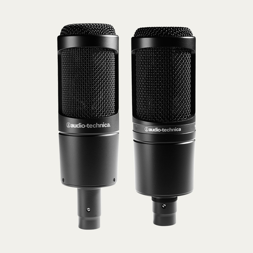 Audio Technica 20 Series Microphones