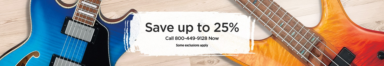 Save up to 25 percent Call 800-449-9128 Now Some exclusions apply