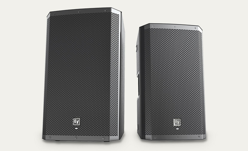 Save on Electro Voice Powered Speakers Take 50 off the 1000 watt Z.L.X. 12P and Z.L.X. 15P models