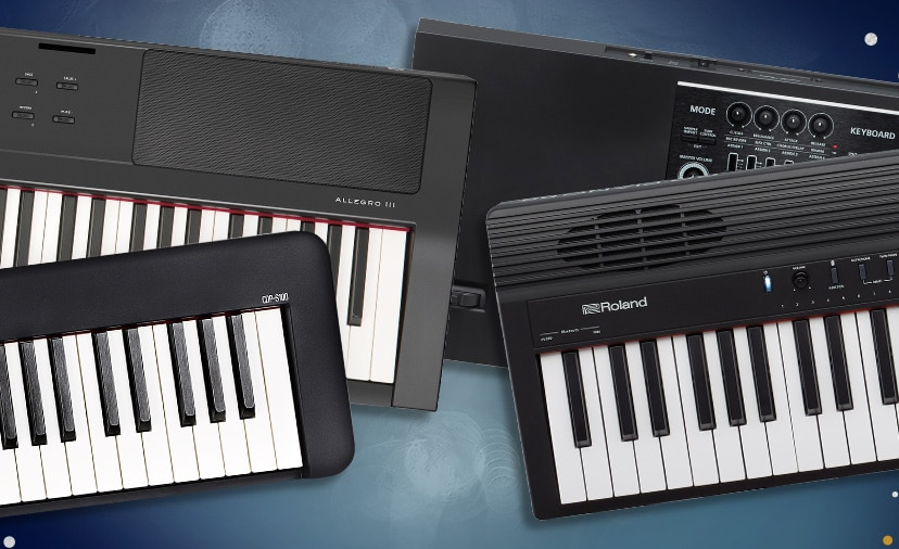 Keyboard Celebration. The season's best collection of pianos, synths and more.