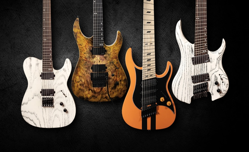 Musician's Friend Welcomes Legator. Shred More With Legator. Sleek, multi-scale necks, modern pickup voicings and more.