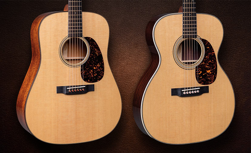 The Acoustic You'll Play More. Martin Modern Deluxe Models offer innovative updates to classic designs.