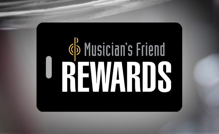 Musician's Friend Rewards