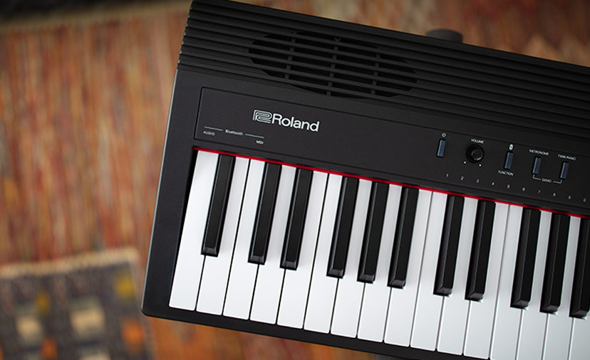 Roland GO:PIANO88 Play Anywhere.  Shop or call 800-449-9128 for a tour of the exciting features