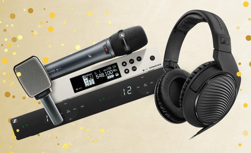Up to 100 dollars off Select Sennheiser Gear. Find holiday deals on mics, wireless systems and more.