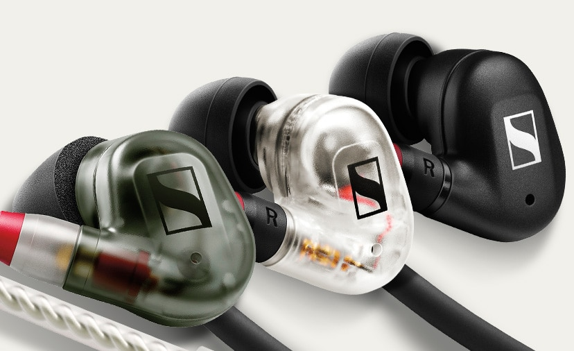Full Range, Free Range.  Upgrade to superior Sennheiser sound for fixed and wireless in ear applications
