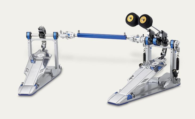Kick It With Tour-Grade Gear. Heavy-duty, fast and dynamic Yamaha FP9 bass drum pedals