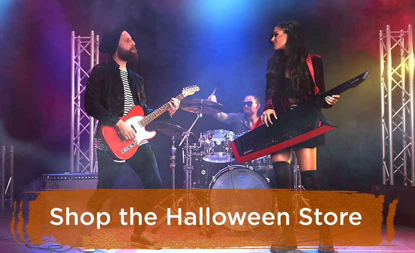 Shop the Halloween Store.