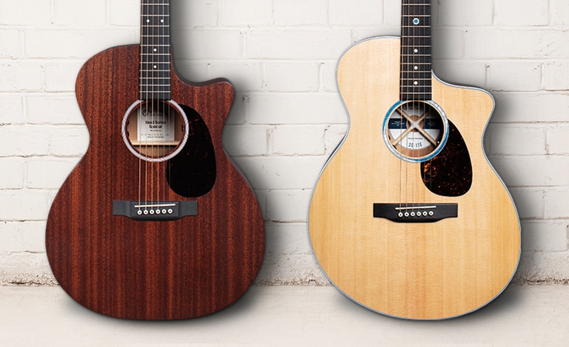 Find your dream acoustic - top brands, huge assortment, financing and rewards points