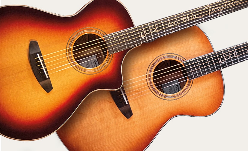 New Breedlove Jeff Bridges - Sustainably Sourced, Limited-Edition Signature Acoustics That Carry a Message