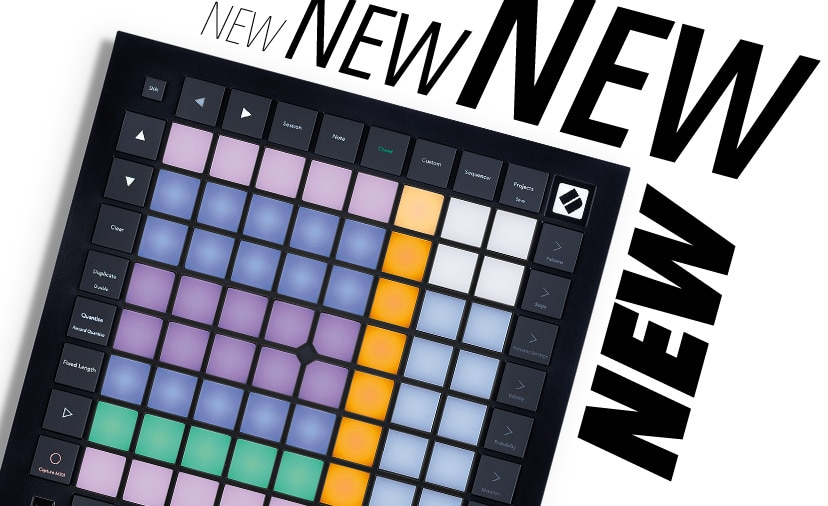 Responsive Control Like Never Before - Integrated Ableton Live and R.G.B. pads on the Novation Launchpad Pro [M.K.3.]