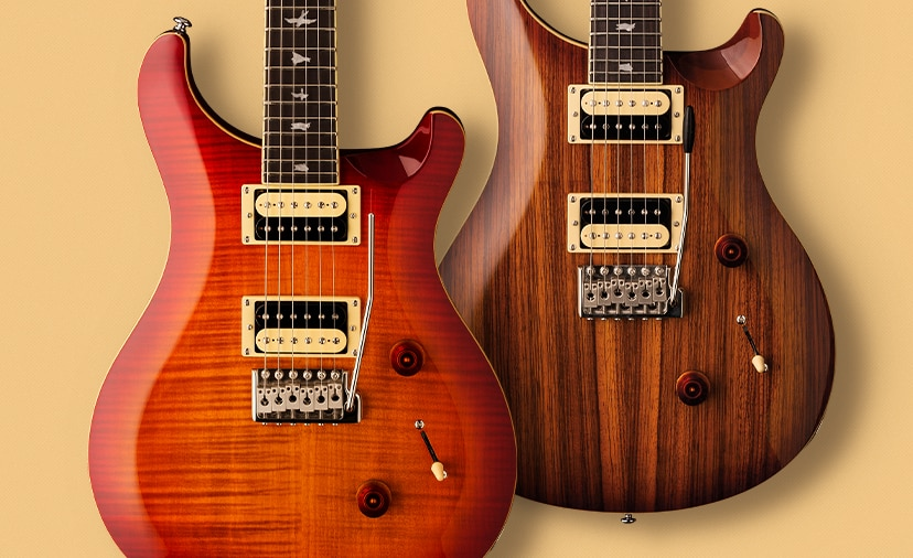 Save Big on select P.R.S. - Up to 30 percent off these spectacular guitars