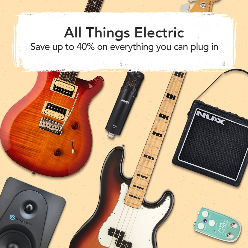 All Things Electric - Save up to 40 percent on everything you can plug in
