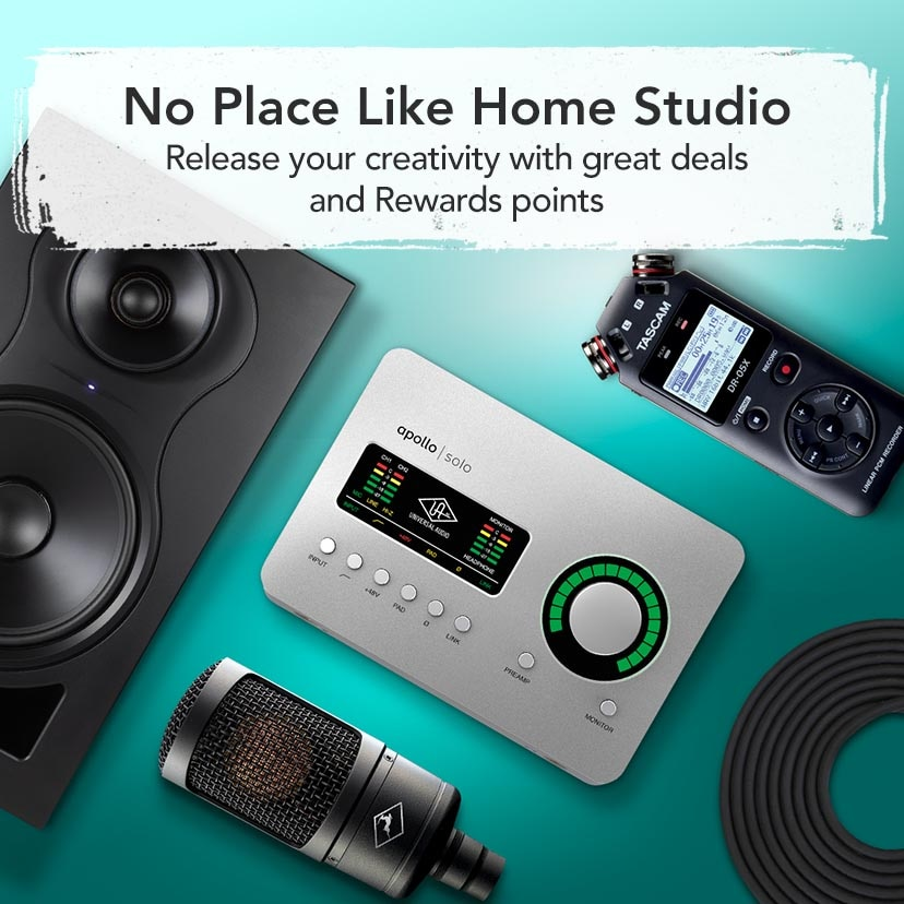 No Place Like Home Studio - Release your creativity with great deals, rewards points and financing