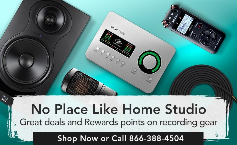 No place like home studio. Release your creativity with great deals and rewards points.