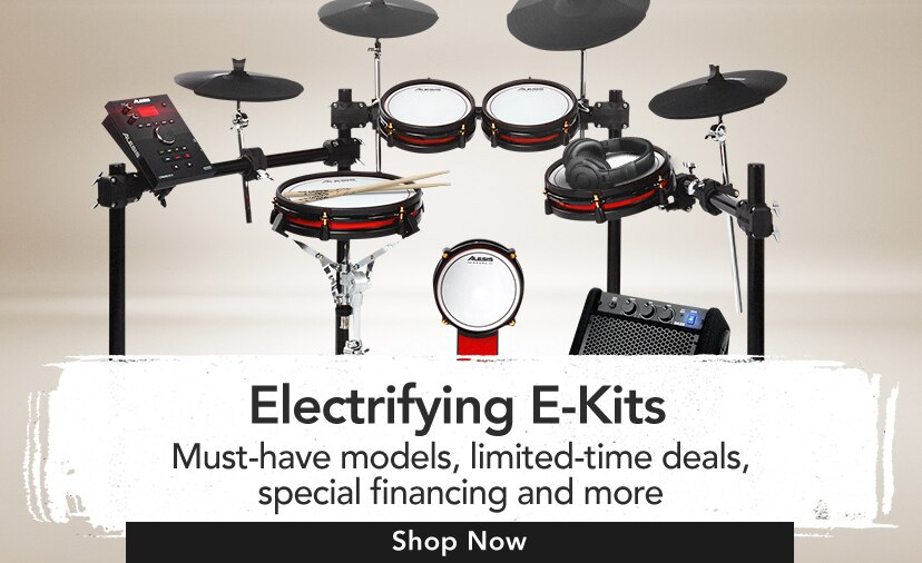 Electrifying E. Kits. Must have models, limited deals, special financing and more. Shop Now.