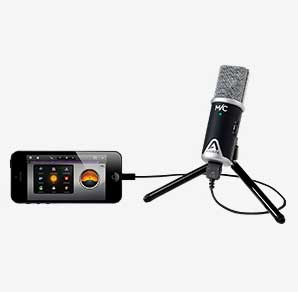 iOS Microphones