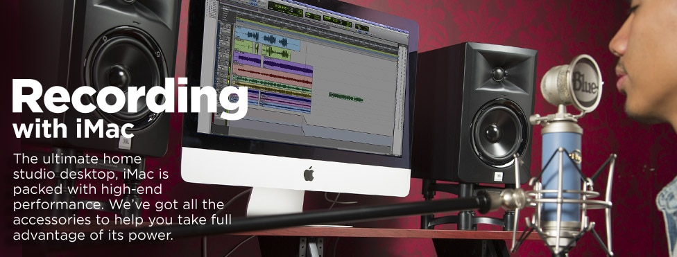 Recording with iMac