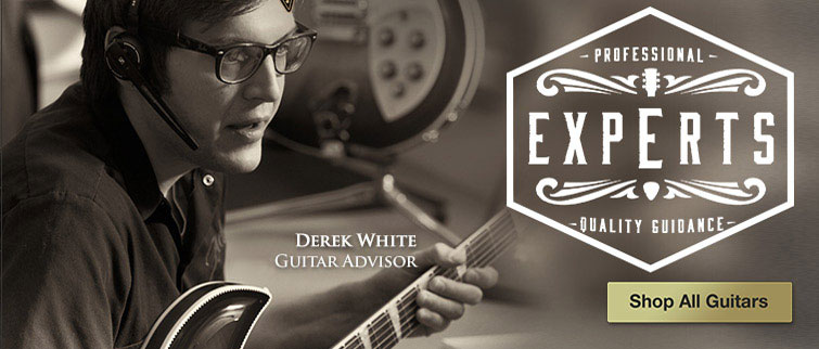 The Guitar Experts at Private Reserve Instruments
