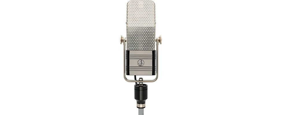 AEA R44CE Big Ribbon Studio Microphone