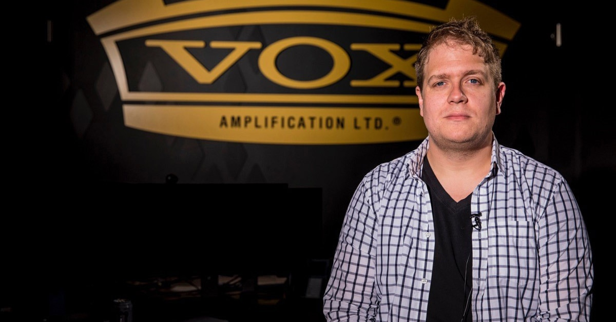 Dave Clarke of VOX R&D