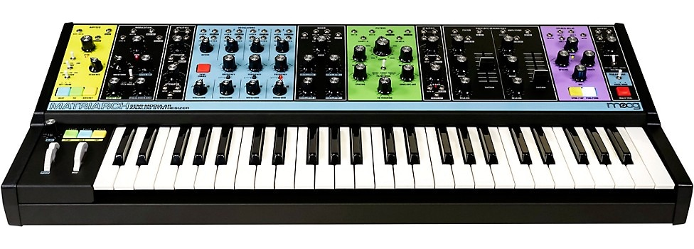 Moog's Matriarch Synthesizer