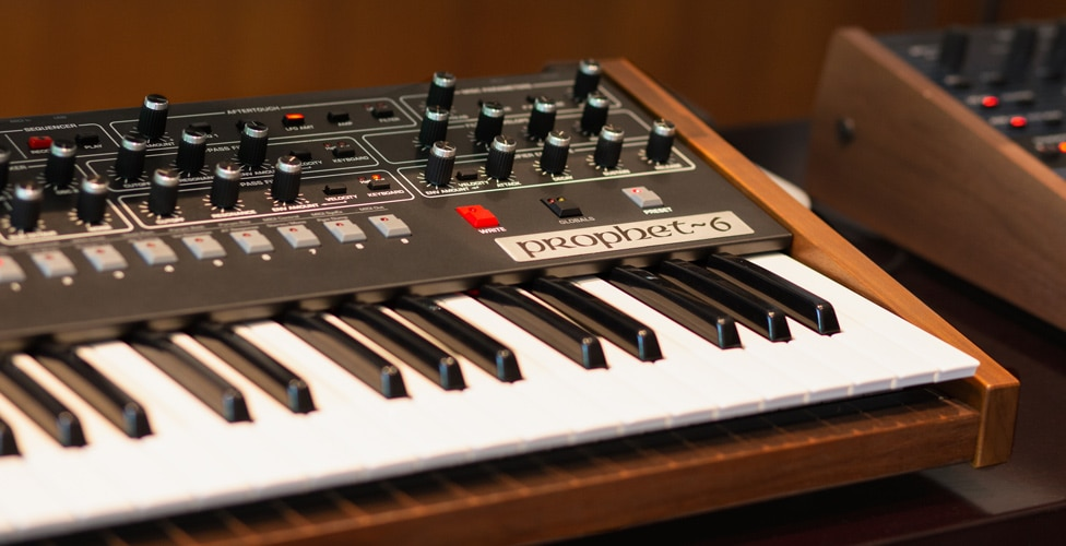 Sequential Prophet-6 Synthesizer