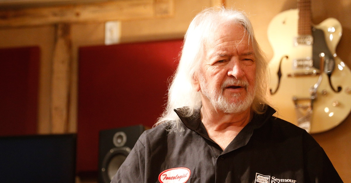 Master of Pickups: A Conversation with Seymour Duncan