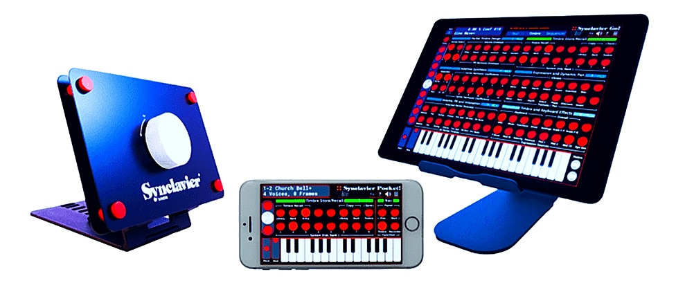 Synclavier Digital's Product Line