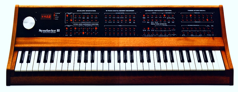 New England Digital's Synclavier II