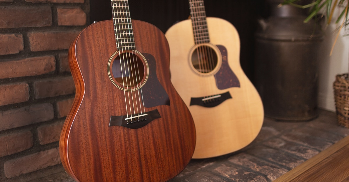 Designing the Taylor American Dream Acoustic Guitar Series with Andy Powers
