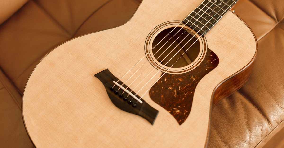 Taylor GT Urban Ash Acoustic Guitars: A Conversation with Andy Powers