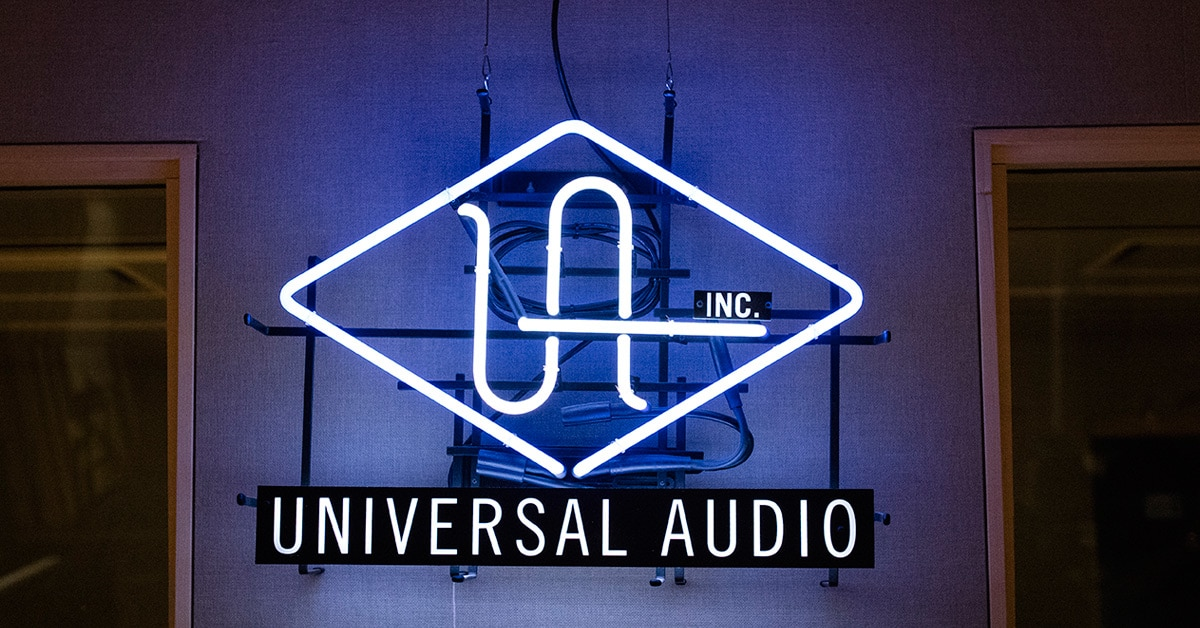 The History of Universal Audio: A Father & Son Odyssey