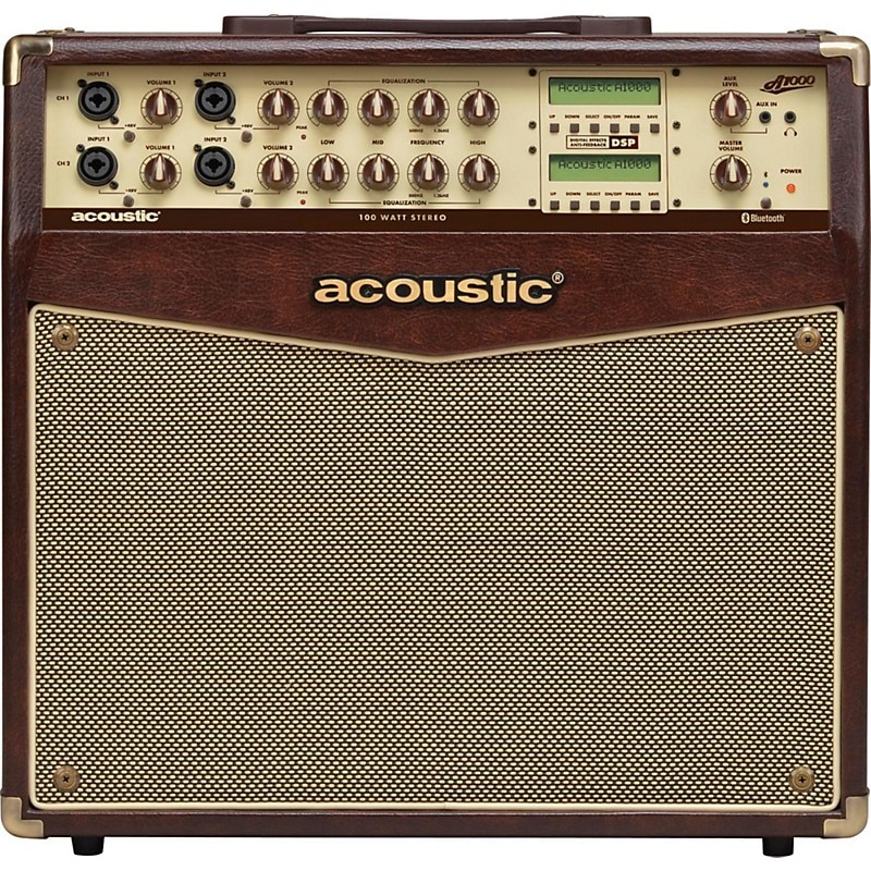 Acoustic A100 Combo Amp