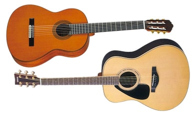 Acoustic & Classical Guitar