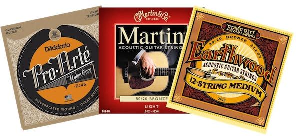 how to read guitar strings