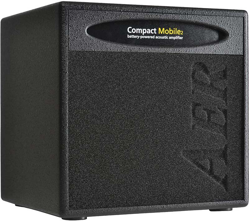 AER Compact Mobile CPM-AKKU Acoustic Combo Amplifier