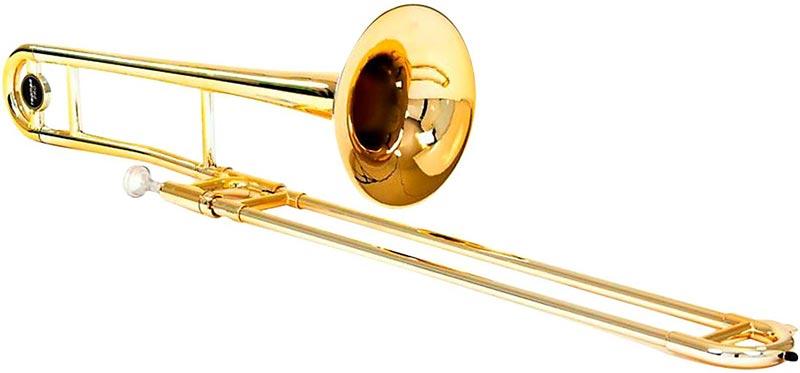 recording studio trombone