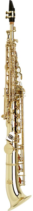 Allora Vienna Series Intermediate Semi-Curved Sax