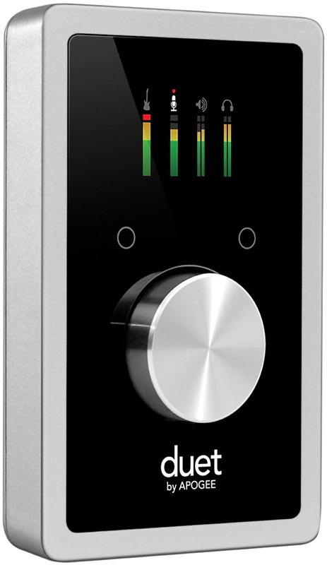 Apogee Duet Mac and iOS Audio Interface