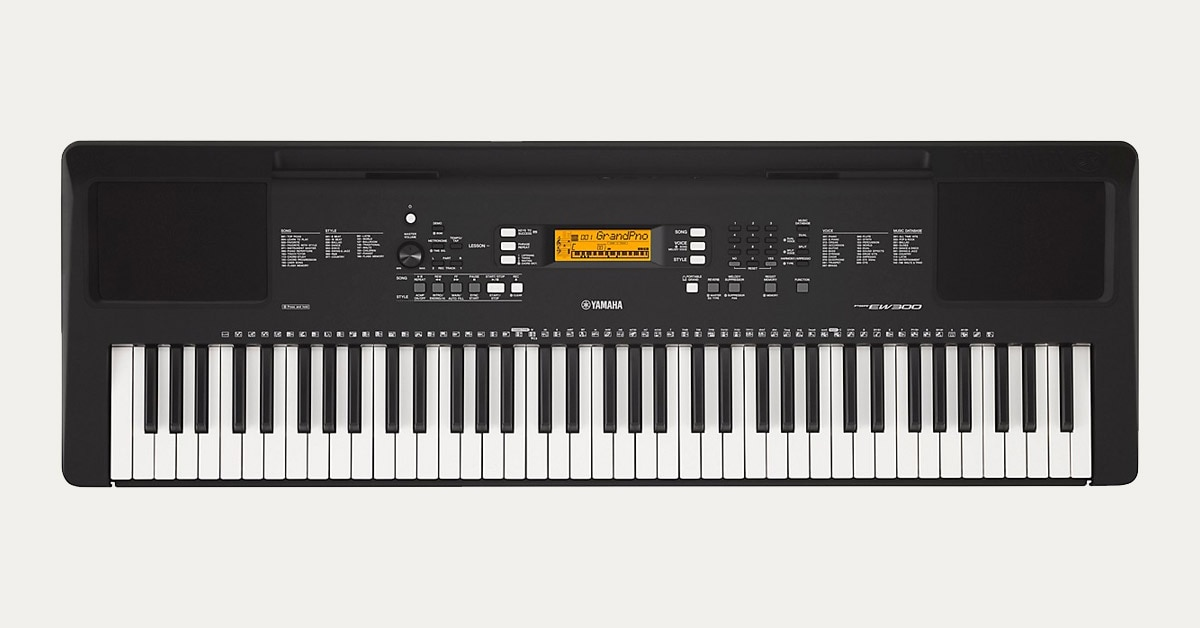 The Best Keyboards and Digital Pianos for Beginners