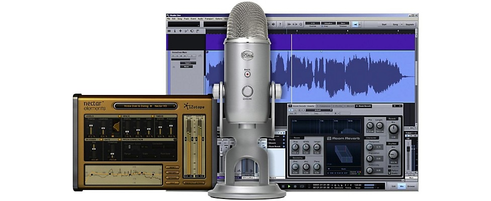 Blue Yeti Studio USB/iOS Microphone
