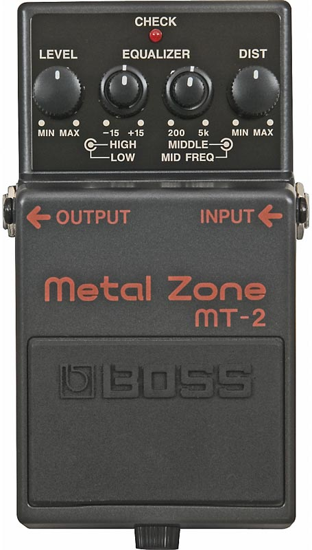 An Essential Six Pack Of Boss Guitar Pedals The Hub
