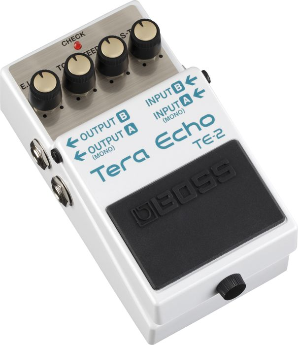 BOSS TE-2 Tera Echo Effects Pedal